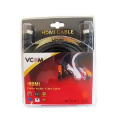 VCOM 10m Gold Plated HDMI To HDMI Cable 1.4V Ethernet & 3D Capable