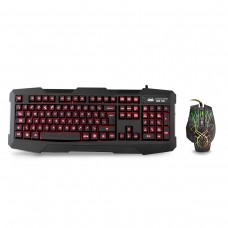 Sumvision Kane Pro LED Gaming Keyboard/Mouse Combo